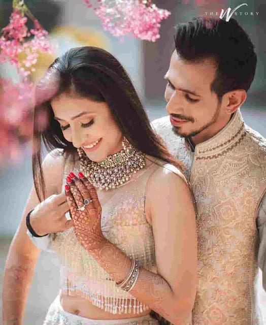 Yuzvendra Chahal and Dhanashree Verma's wedding teaser