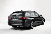 The new BMW 530i Touring 2020