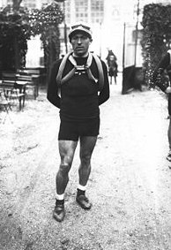 Carlo Oriani won the 1913 Giro d'Italia cycle race despite not winning a stage