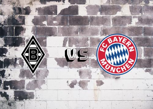 Borussia Mönchengladbach vs Bayern de Múnich  Resumen y Partido Completo