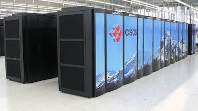 """6. Superkomputer Pix Daint (Swiss National Supercomputing Centre (CSCS), Swiss)"""