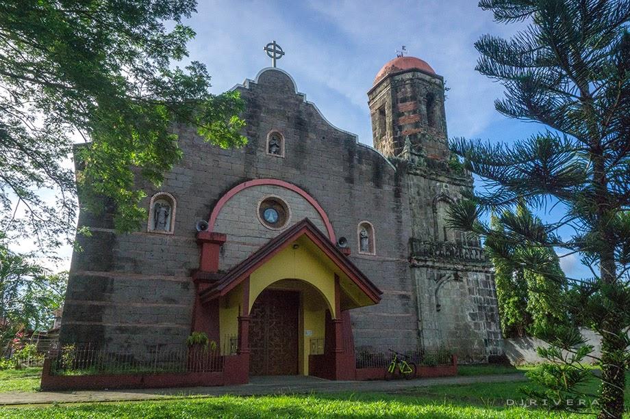 Nuestra Señora de Candelaria Parish Church (Mabitac)
