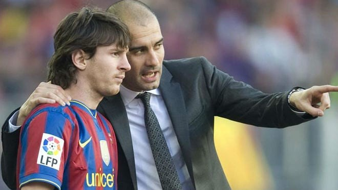 Guardiola: Messi can win matches by himself and he improved my coaching level