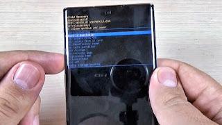 Cara Hard Reset Samsung Galaxy Note 10 Bootloop Lupa Pola