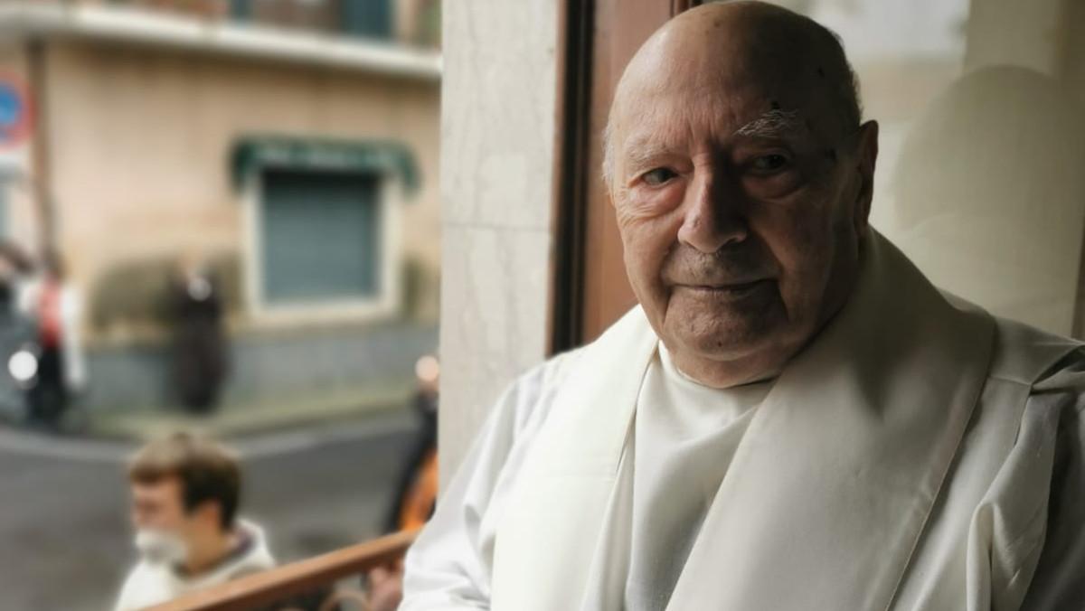 Parroco Francesco Panebianco compie 100 anni