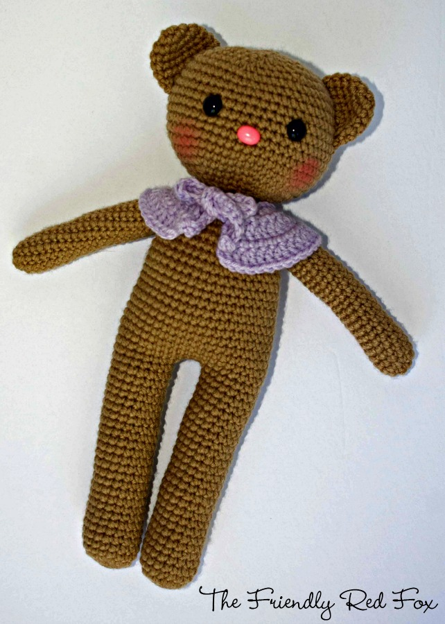 Yellow Teddy: Cute Teddy,Plush Toy,Amigurumi Bear,Handmade ... | 900x642