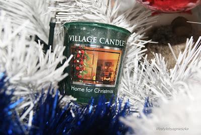 Zapachowa środa - Village Candle Home for Christmas