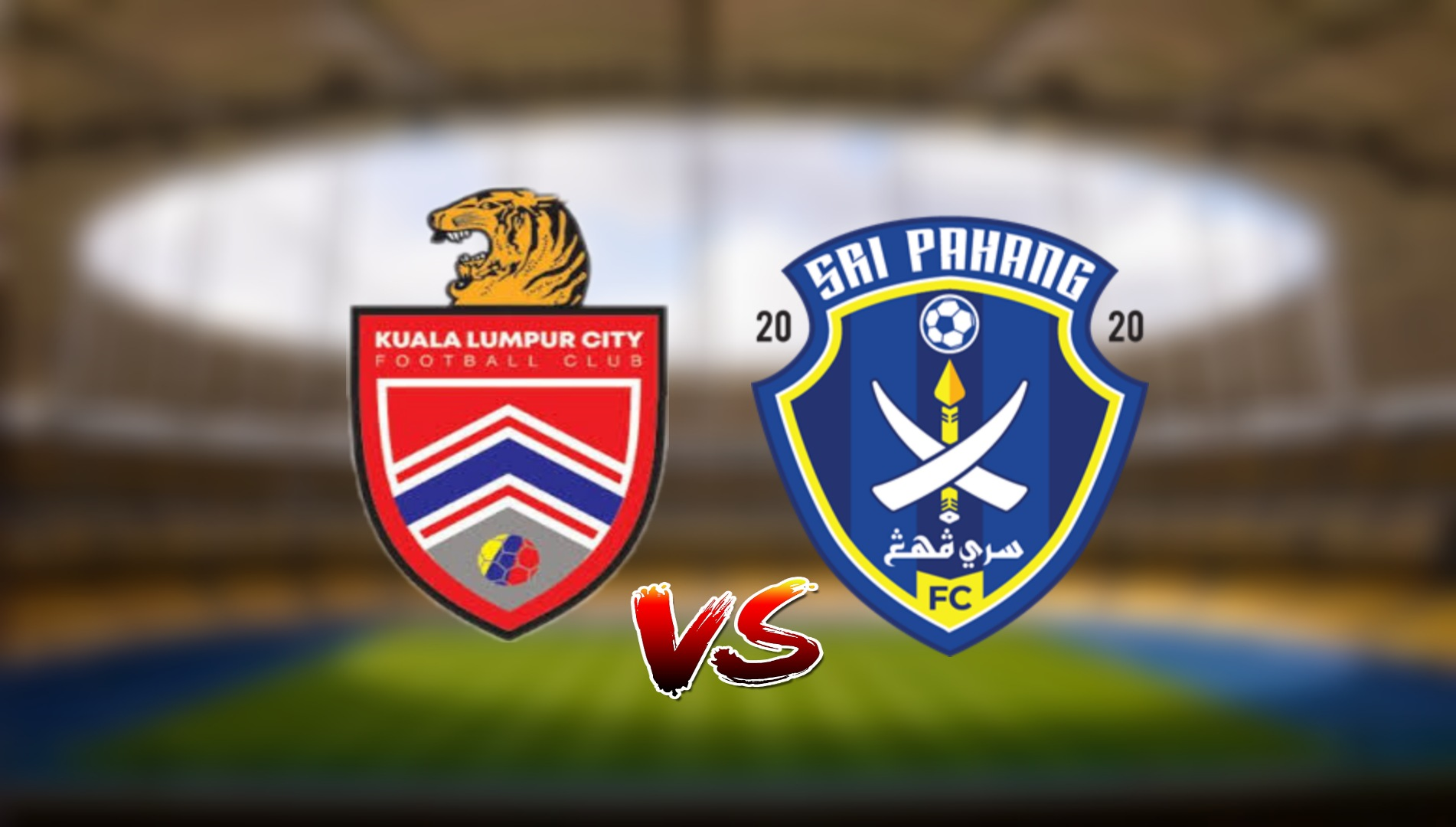 Live Streaming Kuala Lumpur City FC vs Sri Pahang FC Liga Super 10.4.2021