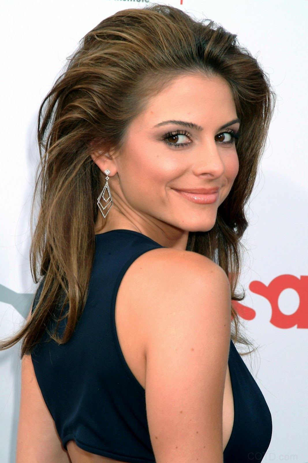 Crush Of The Day Maria Menounos Hot Cleavage-4488