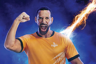 Uncage Your Skills with Rio Ferdinand at Tiger Street Football 2019