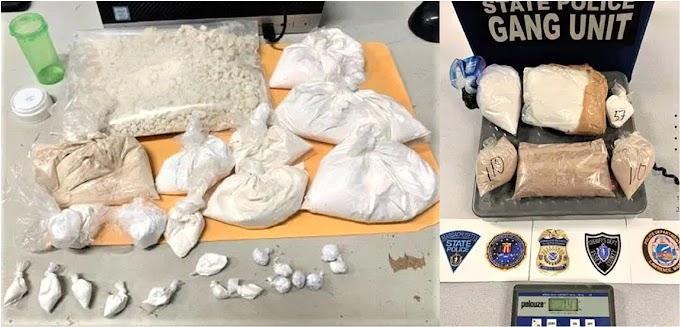 Hermanos Carmona Pimentel arrestados en Massachusetts por tráfico de fentanilo a gran escala
