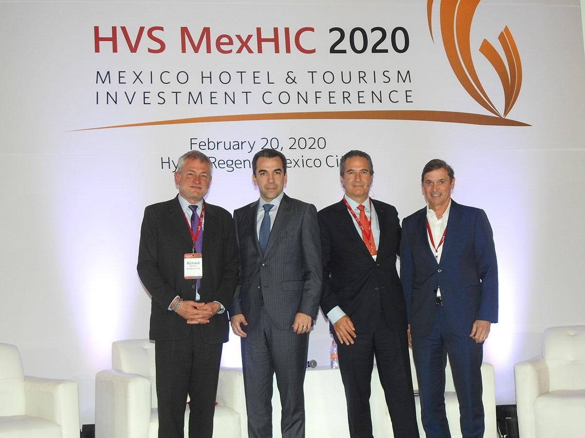 LÍDERES HOTELEROS ADVIERTEN RIESGOS SECTOR HVS 01
