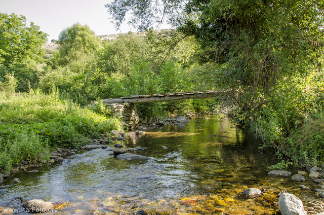 Gradeshka River - Gradeshnica village, Mariovo, Macedonia