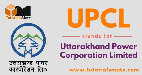 UPCL Full Form