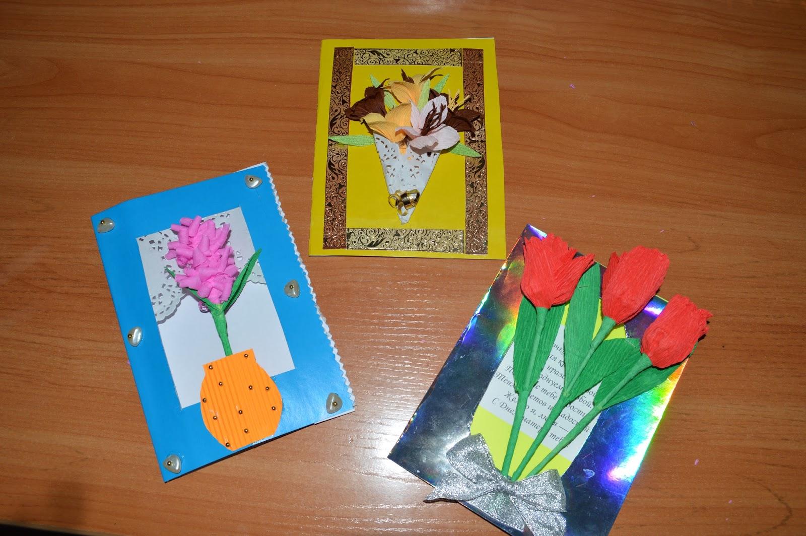 Изготовление открыток своими руками ко дню матери, оригинальными открытками масленица