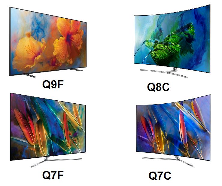 Nous Pensons Que Les Televiseurs QLED 2017 Nameliorent Pas Samsung 2016 Il Se Peut Certaines Specifications Techniques Apparaissent A