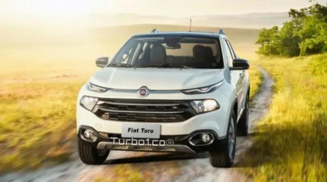 تقرير عن السيارة فيات تورو 2020 Fiat Toro