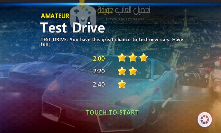 تحميل لعبة City Racing 3d للكمبيوتر والموبايل مضغوطة