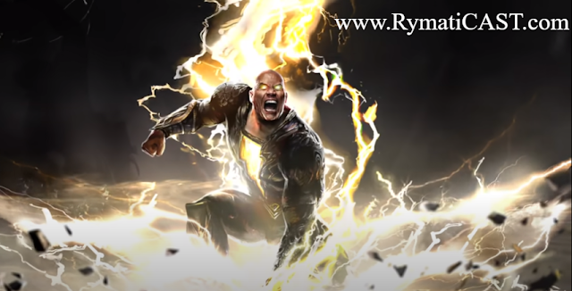 Black Adam - Official Teaser (2021) Dwayne Johnson | DC FanDome (RymatiCAST.com)