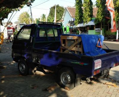 Sewa Mobil Pickup Surabaya Kediri