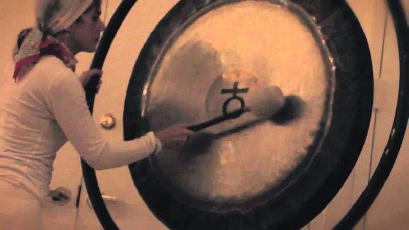 suono del gong