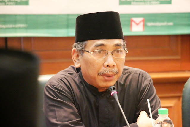Gus Yahya: Indonesia Selamat dari Konflik Horizontal karena NU