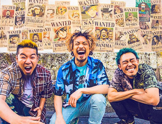 Band Rock 'WANIMA' Akan Membawakan Lagu Tema untuk Film ONE PIECE STAMPEDE