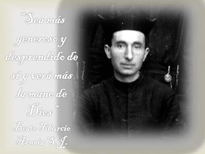 Beato Tiburcio Arnaiz