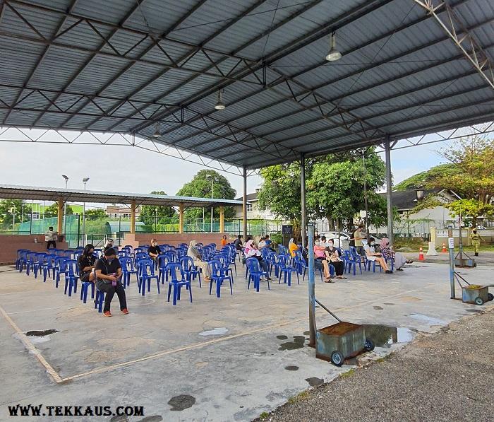 Vaccination Center In Melaka Kompleks Japerun Sungai Udang