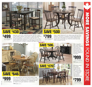 Home Furniture Flyer January 4 – 15, 2017