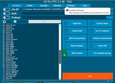 R3 Pro MTK V2.1.38 | Free Download | With Login Details