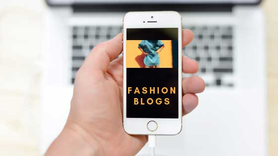 types of blogs, fashion blogs
