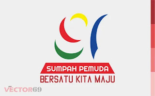 Logo Hari Sumpah Pemuda (HSP) ke-91 Tahun 2019 - Download Vector File PDF (Portable Document Format)