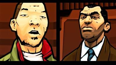 لعبة حرامي السيارات في الحي الصيني Grand Theft Auto: Chinatown Wars