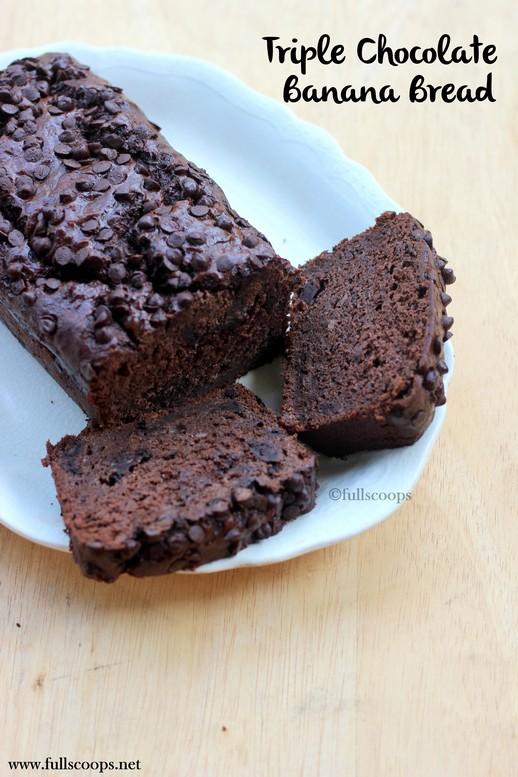 Moist Double Chocolate Cake