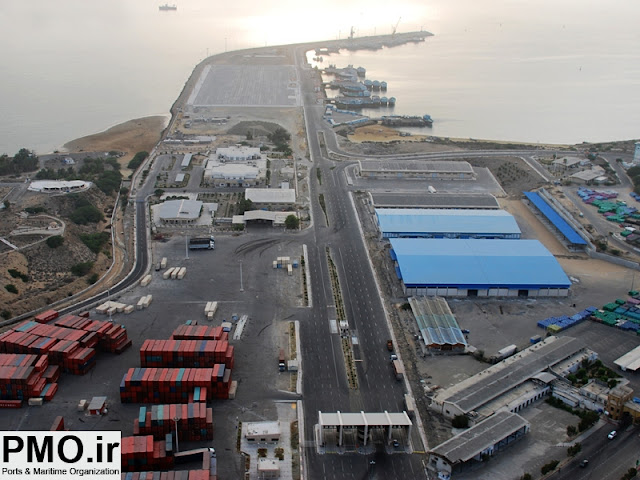 India aims to operationalise Chabahar Port by 2018