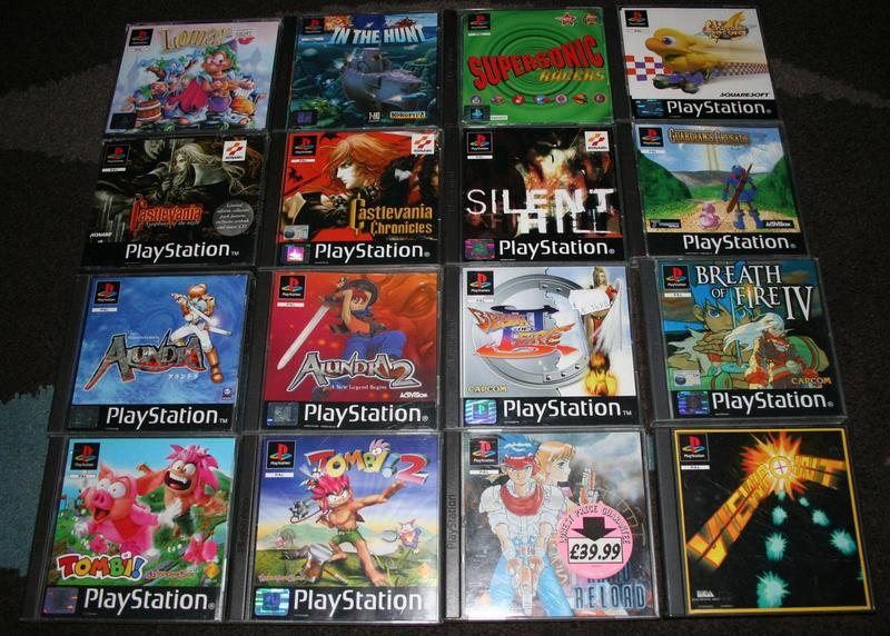Top 7 Mejores Páginas Para Descargar Juegos De Playstation 1
