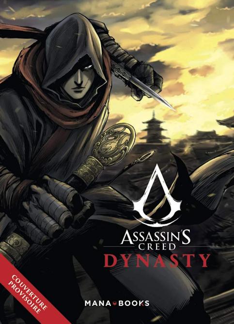Assassin's Creed Dynasty décline la saga Assassin's Creed en manga