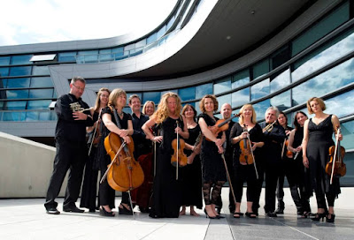 Britten Sinfonia (Photo Harry Rankin)