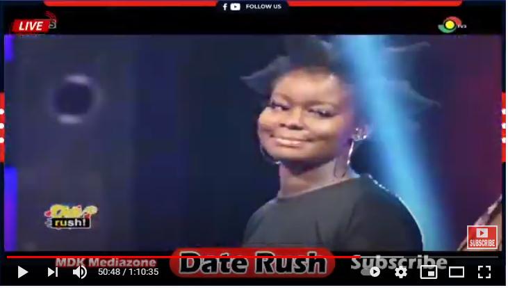Fatima of Date Rush TV3