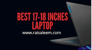 Best Big Screen 17-18 Inches Laptop in 2020 [Best Laptop Buyer's Guide]