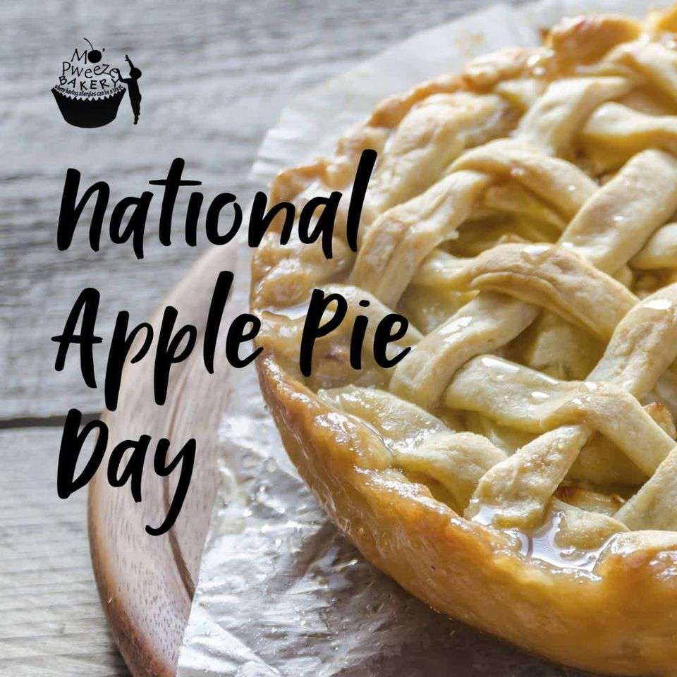 National Apple Pie Day Wishes Beautiful Image