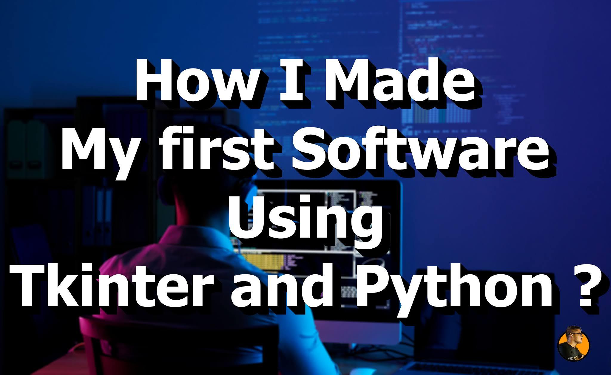 My first Software TheCSEngineer Saumya Ranjan Nayak