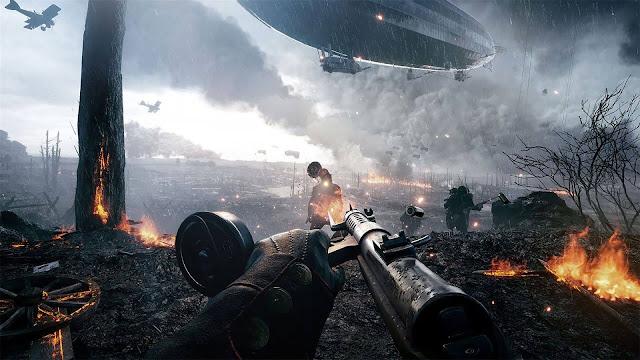 تحميل لعبة باتلفيلد Battlefield 1
