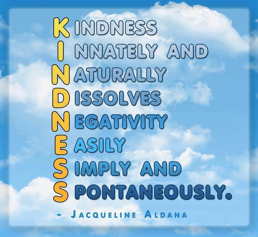 Life Quotes And Sayings Kindness