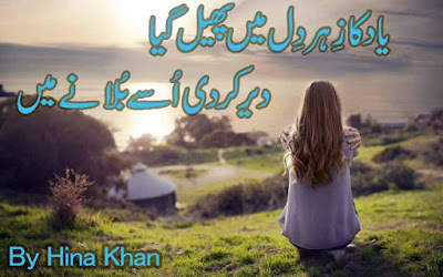 Urdu Poetry shayari