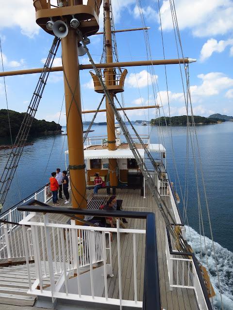 Kyushu Sasebo 99 island ferry. Tokyo Consult. TokyoConsult.