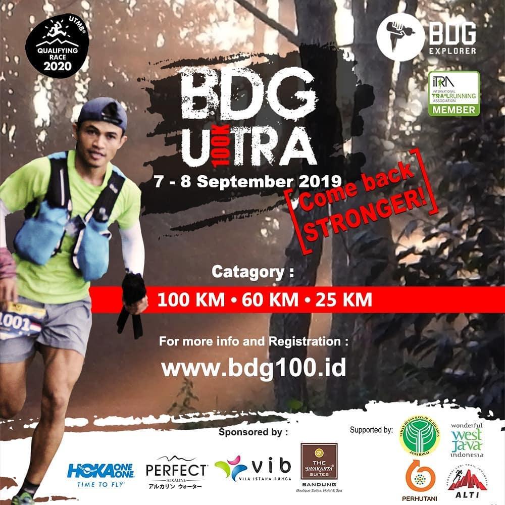 Bandung Ultra 100 • 2019
