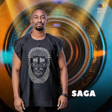 Big Brother Naija housemate, Saga  #momusicdate