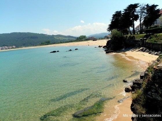 Playas de isla, Noja, Cantabria